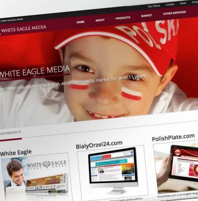 white eagle media