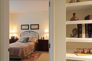 Bedroom - Senior Living