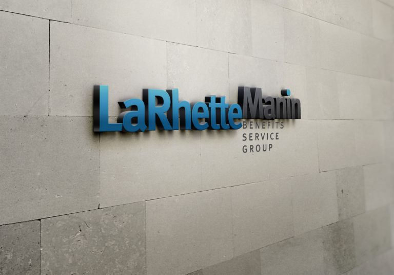 Vestibule - dimensional lettering
