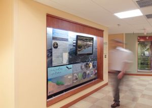 UNH Display: Piscataqua Region Estuaries Partnership