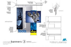 Overhead Banner System